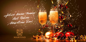 felice anno nuovo MARTINO